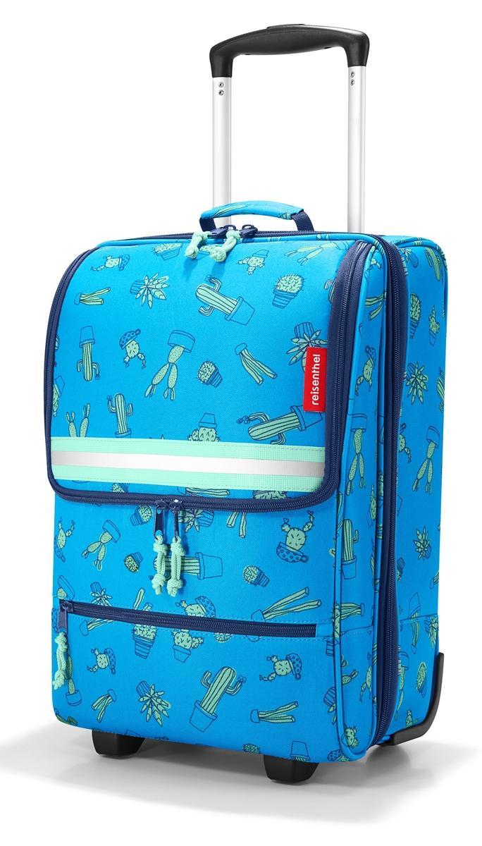 d29d1f506920b Walizka dla dzieci trolley XS reisenthel kids cactus blue
